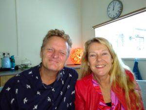 Gerard Haverkate en Helma Banken